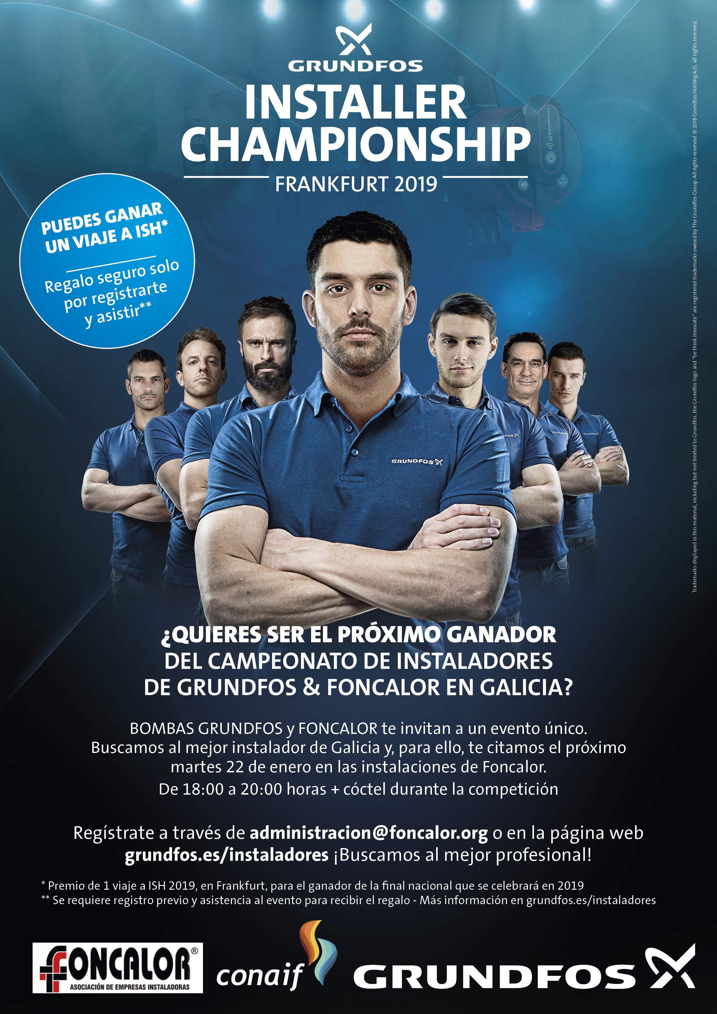 Campeonato GRUNDFOS