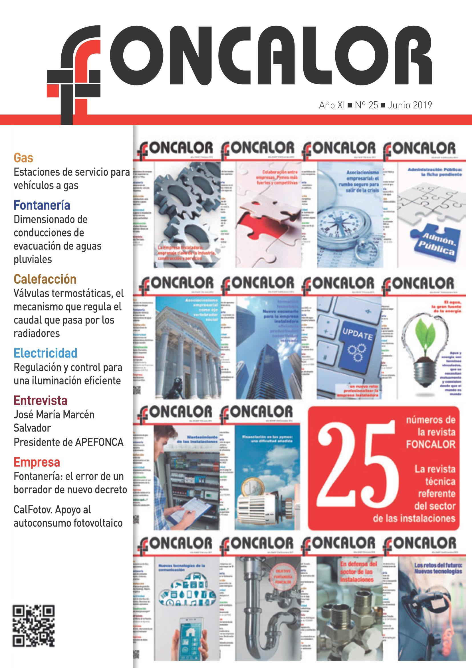 Revista Foncalor