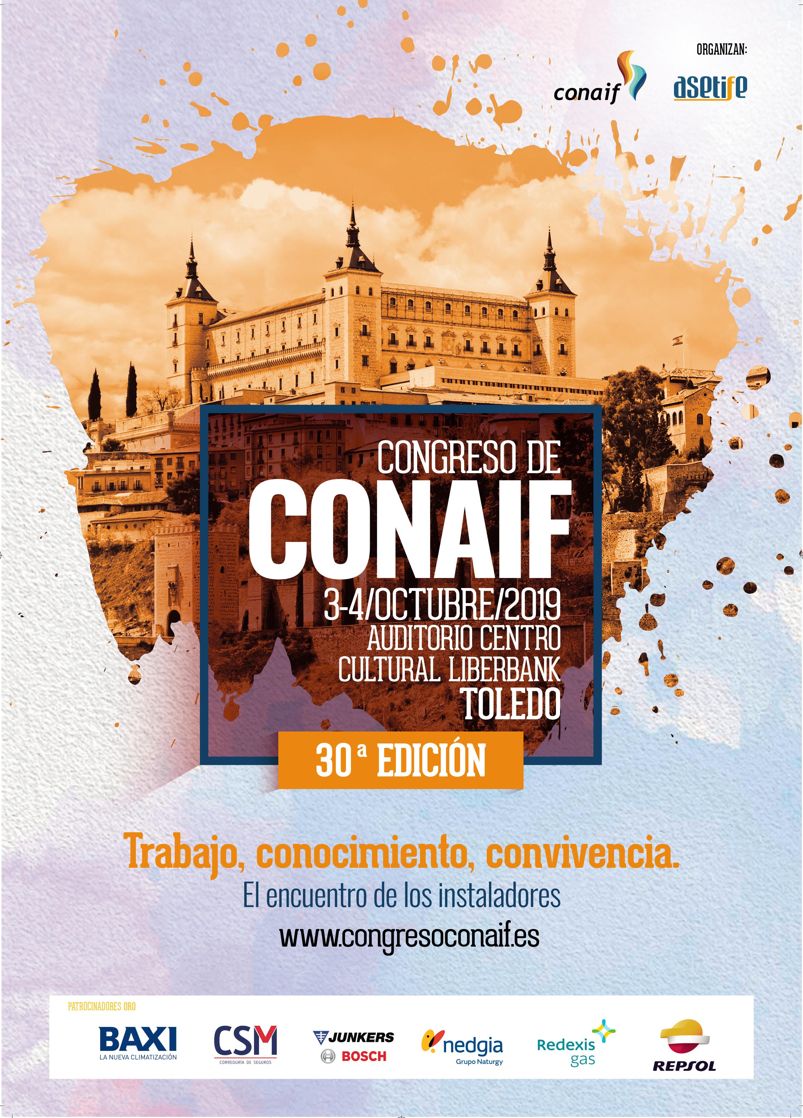 CONGRESO CONAIF XXX